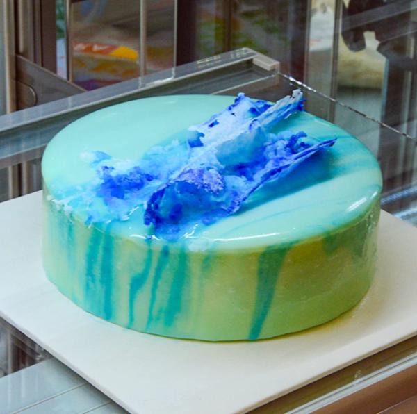 Moule rond classique en silicone pour gâteaux à étages 5