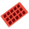 Moule gâteau Rubik's Cube en silicone 3