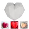 Moule à gâteau en forme de cœur (silicone) 4