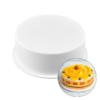 Moule rond classique en silicone pour gâteaux à étages