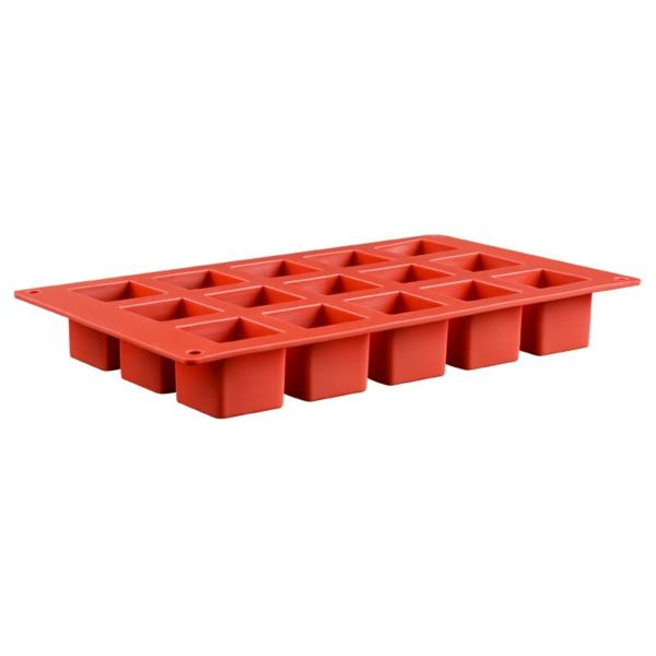 Moule gâteau Rubik's Cube en silicone 4