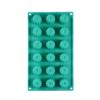 Moule silicone mini-cannelés 18 cavités 2