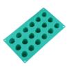 Moule silicone mini-cannelés 18 cavités 5