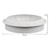 Moule silicone gâteau de luxe, élégant 4