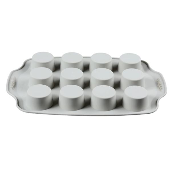 Moule silicone pour préparer du flan fait maison 2
