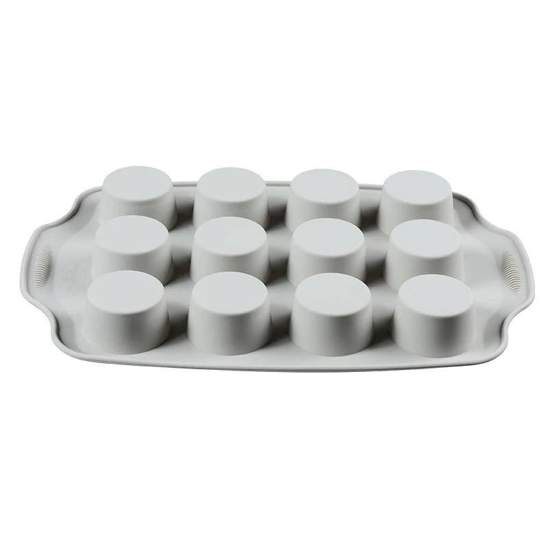 Moule silicone pour préparer du flan fait maison